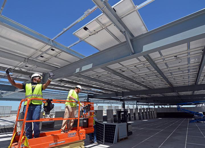 Texas' Comprehensive Solar Resource - Axium Solar