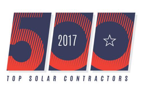 2017 Top Solar Contractors