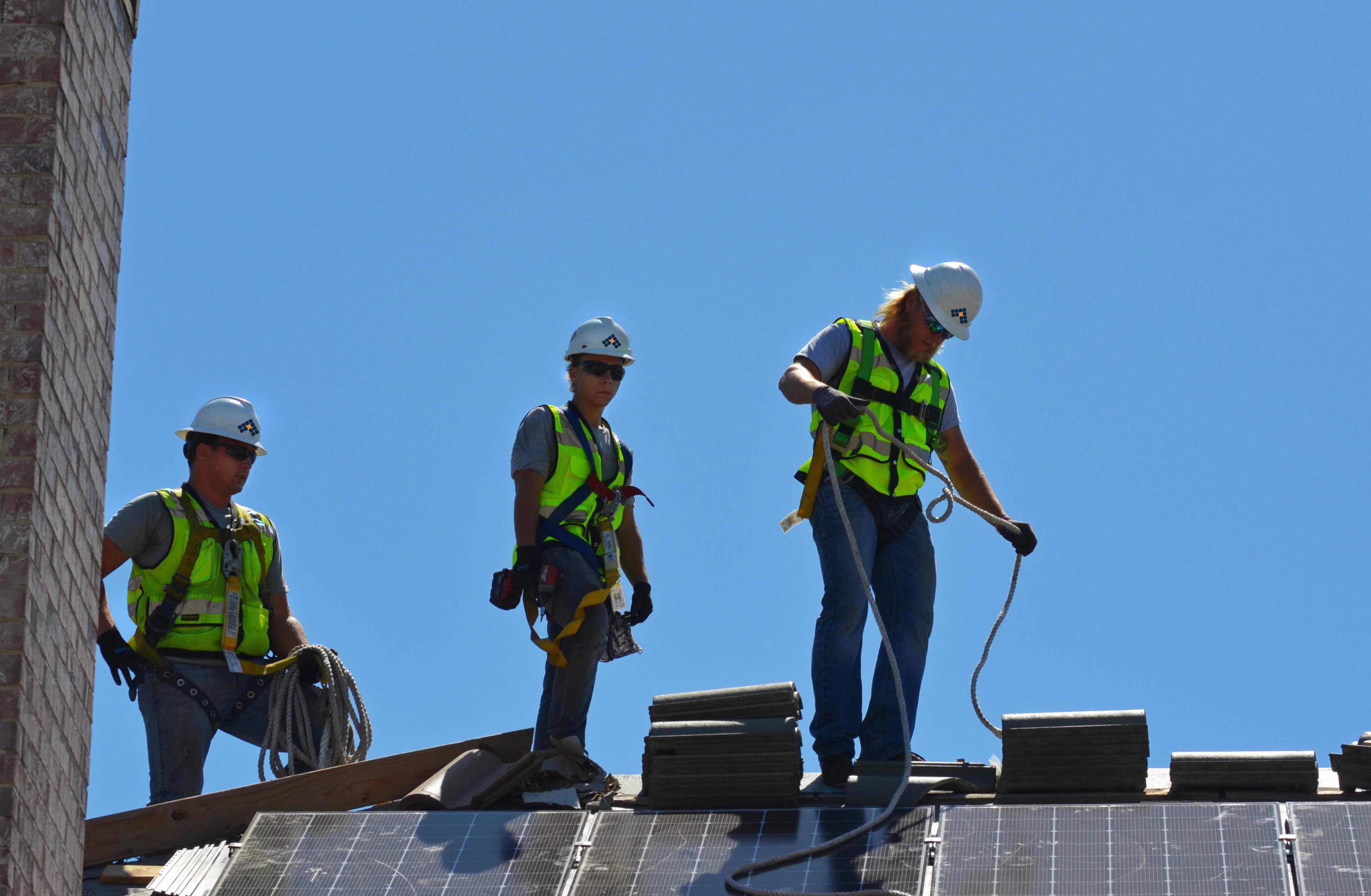 Axium Solar Installers