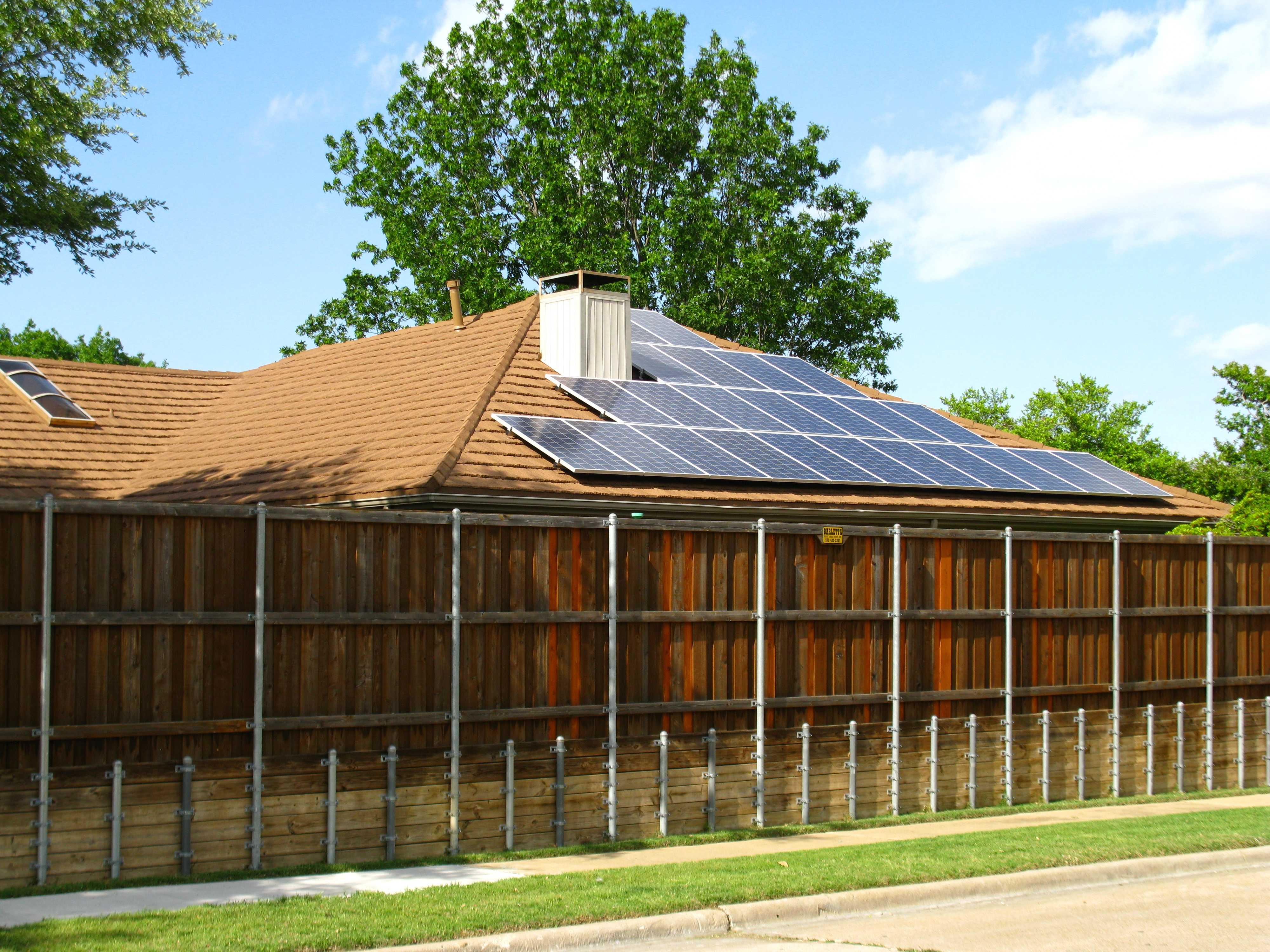 Axium Solar Residential Solar Installation