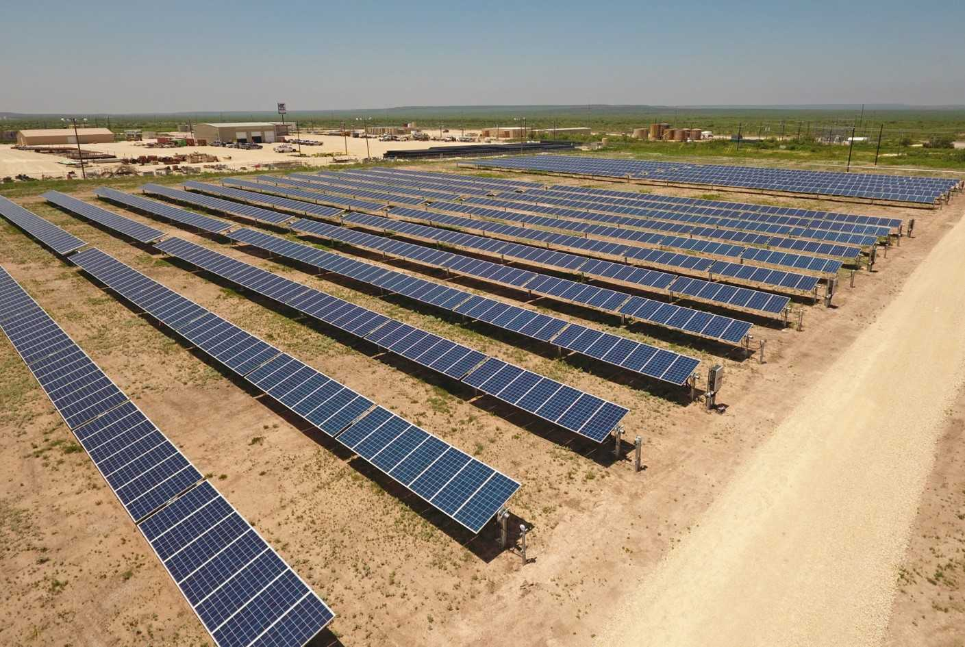 Concho Valley Solar